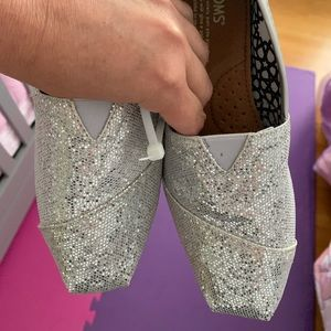 Sparkly Toms